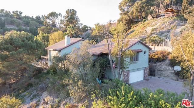 10089 Barling Street, Shadow Hills, CA 91040 (#21792844) :: Robyn Icenhower & Associates