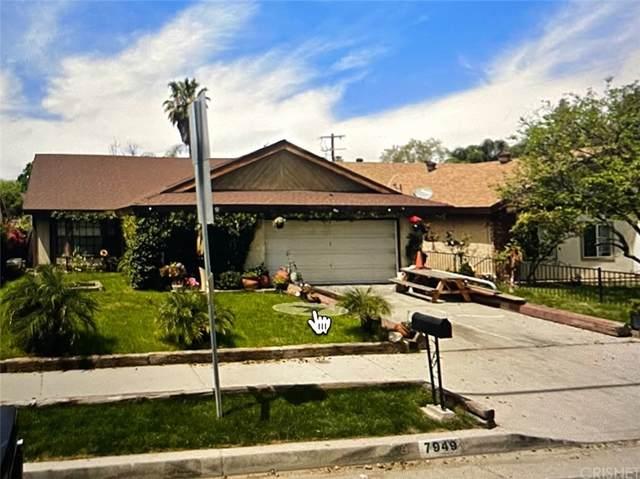 7949 Vanalden Avenue, Reseda, CA 91335 (#SR21224244) :: The M&M Team Realty