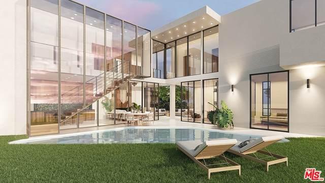 9020 Lloyd Place, West Hollywood, CA 90069 (#21793330) :: Murphy Real Estate Team