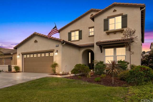 45082 Morgan Heights Road, Temecula, CA 92592 (#SW21224155) :: Team Forss Realty Group