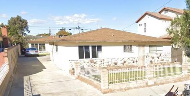 4127 W 135th Street B, Hawthorne, CA 90250 (#SB21224059) :: Blake Cory Home Selling Team
