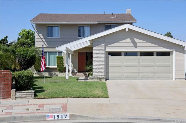 1517 Rutgers Place, Harbor City, CA 90710 (#NP21218833) :: Necol Realty Group