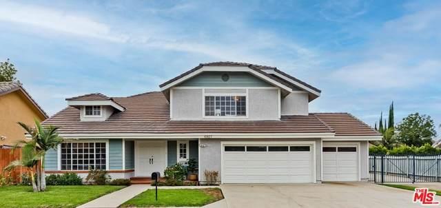 6927 Gaviota Avenue, Van Nuys, CA 91406 (#21793018) :: Necol Realty Group