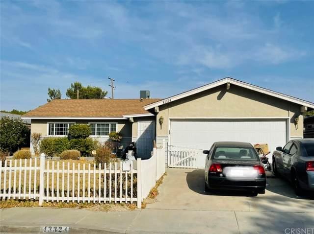 43324 Fenner Avenue, Lancaster, CA 93536 (#SR21224324) :: Robyn Icenhower & Associates