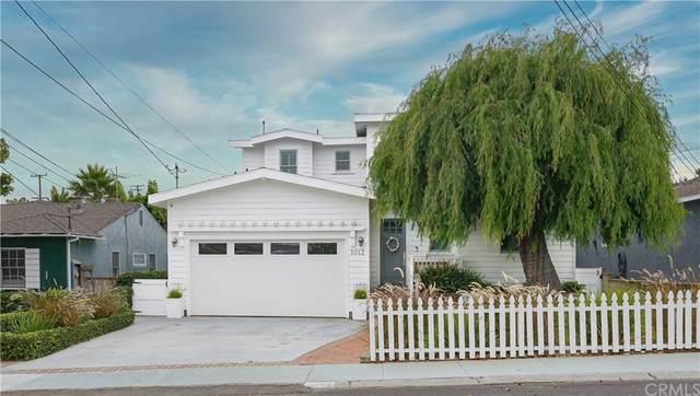 1012 E Mariposa Avenue, El Segundo, CA 90245 (#SB21216958) :: Millman Team