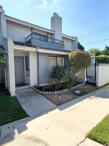18323 S Western Avenue #108, Torrance, CA 90501 (#SB21224417) :: Blake Cory Home Selling Team