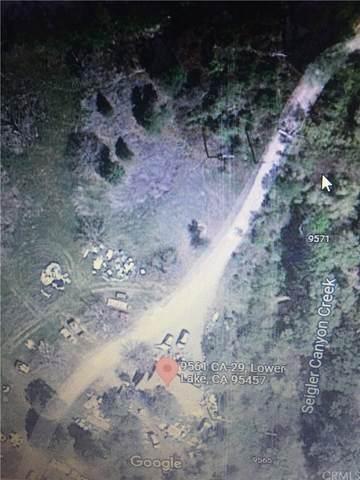 9561 Highway 29, Lower Lake, CA 95457 (#LC21219301) :: Blake Cory Home Selling Team