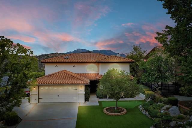 15659 Vista Vicente Drive, Ramona, CA 92065 (#NDP2111557) :: Swack Real Estate Group   Keller Williams Realty Central Coast