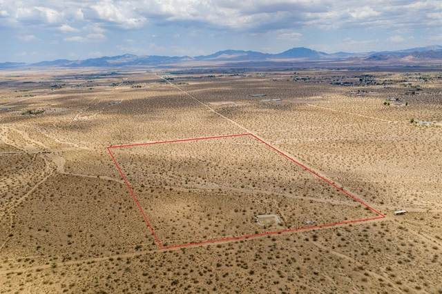 0 Lincoln Road, Lucerne Valley, CA 92356 (#539963) :: RE/MAX Freedom