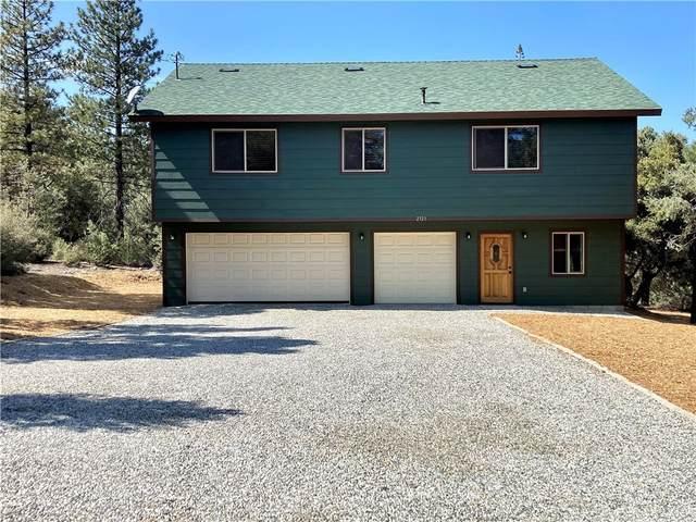 2321 Freeman Drive, Pine Mountain Club, CA 93225 (#SR21224480) :: Zutila, Inc.