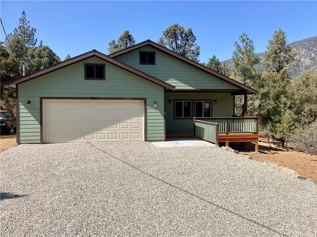2401 Freeman Drive, Pine Mountain Club, CA 93225 (#SR21224494) :: Zutila, Inc.