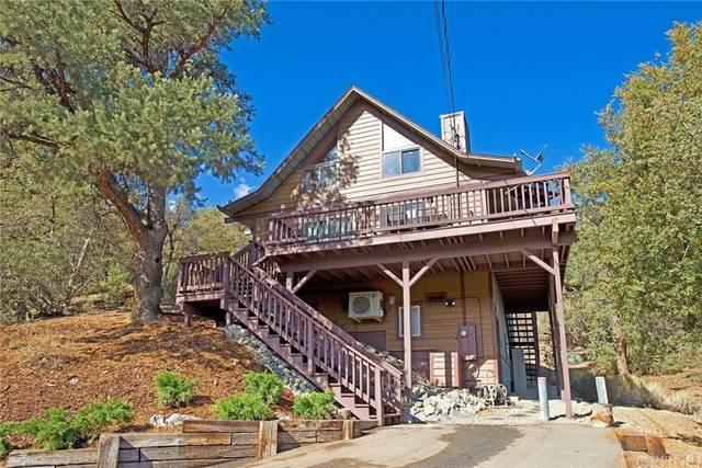 1921 Pioneer Way, Pine Mountain Club, CA 93222 (#SR21221488) :: Zutila, Inc.