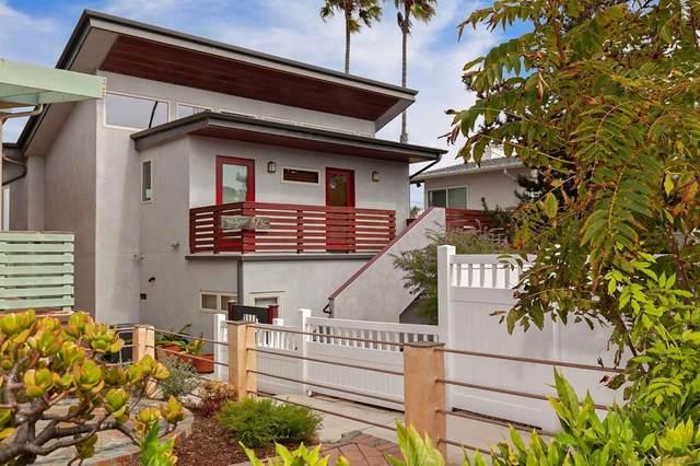4736 Santa Cruz Ave, San Diego, CA 92107 (#210028483) :: RE/MAX Empire Properties