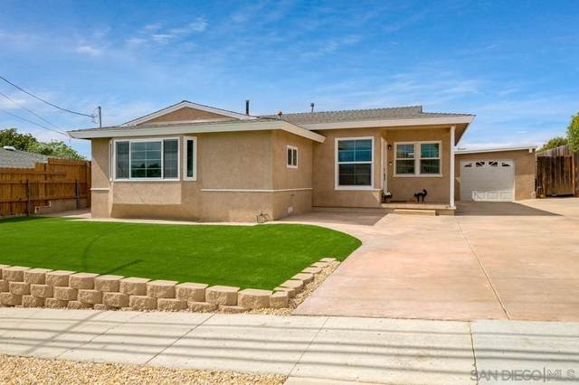 5820 Odessa Ave, La Mesa, CA 91942 (#210028484) :: The M&M Team Realty