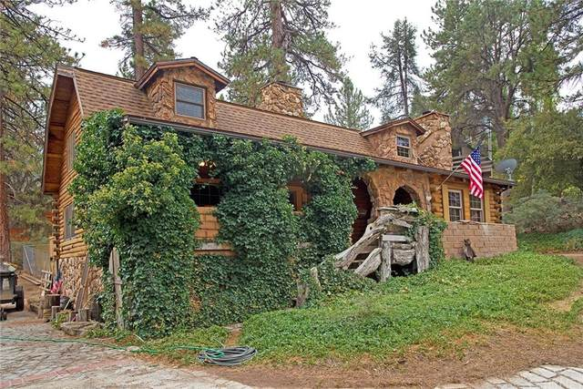 1908 Bernina Drive, Pine Mountain Club, CA 93222 (#SR21224603) :: Zutila, Inc.
