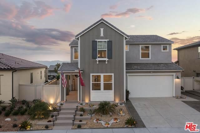 28719 Lambent Way, Santa Clarita, CA 91350 (#21789856) :: Blake Cory Home Selling Team