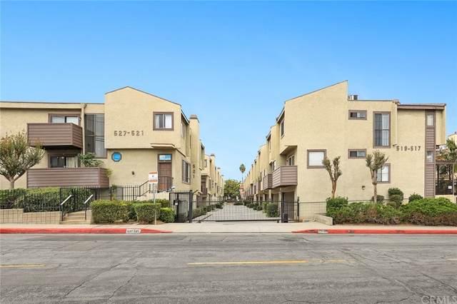 523 S Orange Avenue B, Monterey Park, CA 91755 (#AR21224356) :: Necol Realty Group