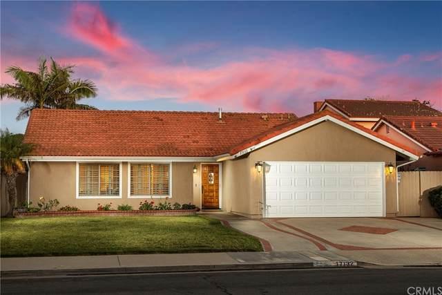 17132 Twain Lane, Huntington Beach, CA 92649 (#OC21224618) :: The M&M Team Realty