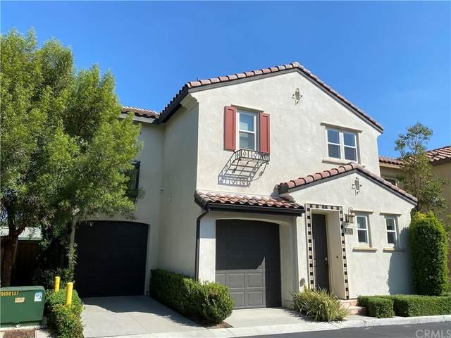 19716 Calle Nogal, Walnut, CA 91789 (#WS21224696) :: Blake Cory Home Selling Team