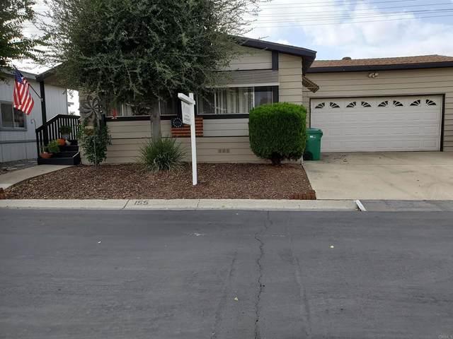 9255 N Magnolia N #155, Santee, CA 92071 (#PTP2107114) :: RE/MAX Empire Properties