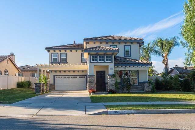 5005 Howard Street, Montclair, CA 91763 (#WS21224708) :: Blake Cory Home Selling Team