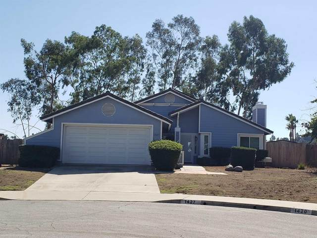 1427 Katella Court, Escondido, CA 92027 (#NDP2111572) :: RE/MAX Empire Properties