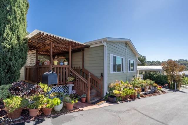 1202 Loma Drive #27, Ojai, CA 93023 (#V1-8841) :: RE/MAX Empire Properties