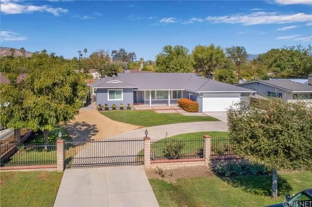 17333 Ludlow Street, Granada Hills, CA 91344 (#SR21224777) :: Necol Realty Group