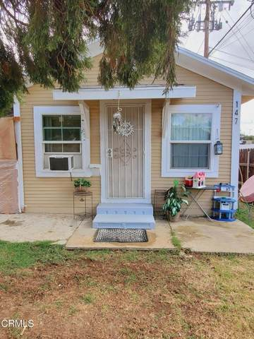 147 W 9th Street, Beaumont, CA 92223 (#P1-7028) :: Necol Realty Group