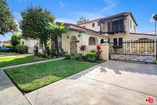 4137 4Th Avenue, Los Angeles (City), CA 90008 (#21793718) :: The M&M Team Realty