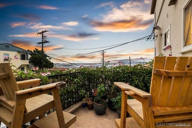 3007 Columbia Street, San Diego, CA 92103 (#210028530) :: Blake Cory Home Selling Team