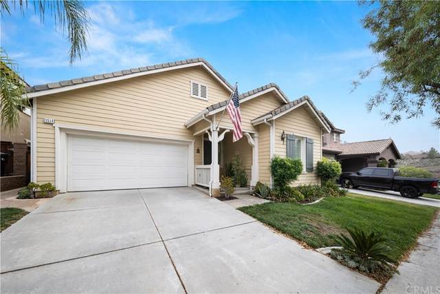 11514 Tesota Loop Street, Corona, CA 92883 (#IG21224978) :: Blake Cory Home Selling Team