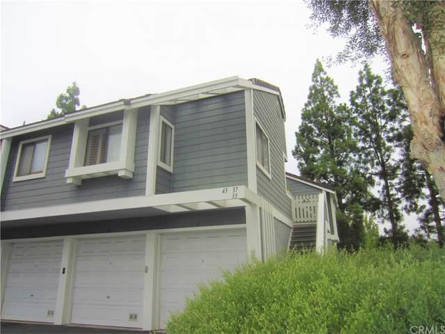43 Rambling Lane, Aliso Viejo, CA 92656 (#OC21222810) :: Necol Realty Group