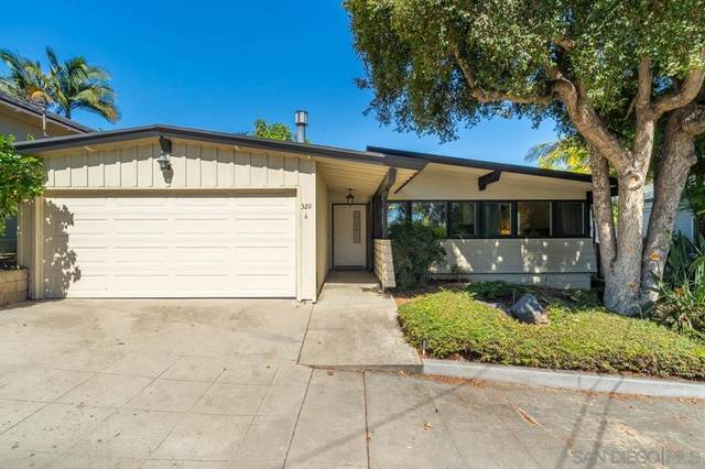 320 W Thorn St, San Diego, CA 92103 (#210028550) :: Necol Realty Group