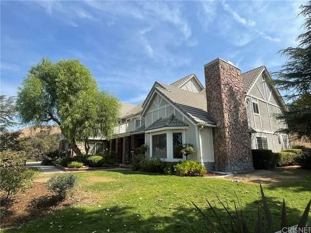 30280 Bouquet Canyon Road, Saugus, CA 91390 (#SR21225078) :: Mainstreet Realtors®