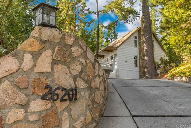 26201 Circle Drive, Twin Peaks, CA 92391 (#PW21225103) :: Necol Realty Group