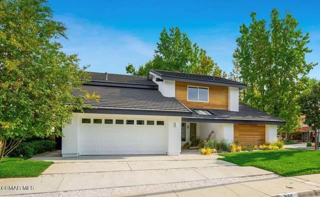 958 Ranch House Road, Westlake Village, CA 91361 (#221005514) :: Latrice Deluna Homes