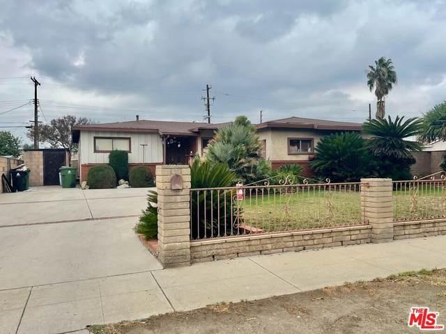 10645 Stanwin Avenue, Mission Hills (San Fernando), CA 91345 (#21793812) :: The Kohler Group