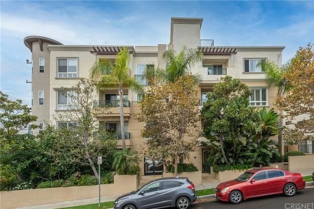 1257 Brockton Avenue Ph4, Los Angeles (City), CA 90025 (#SR21225025) :: RE/MAX Empire Properties