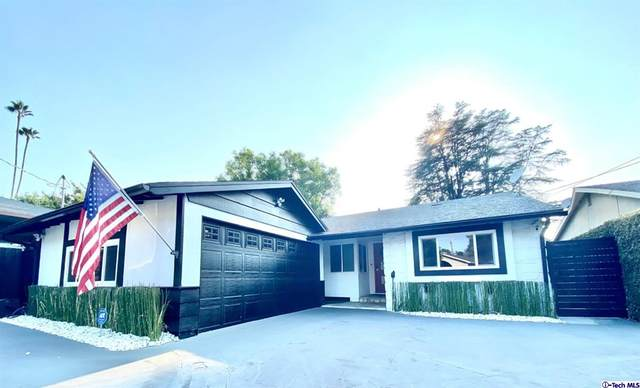 5321 Royer Avenue, Woodland Hills, CA 91367 (#320007987) :: Necol Realty Group