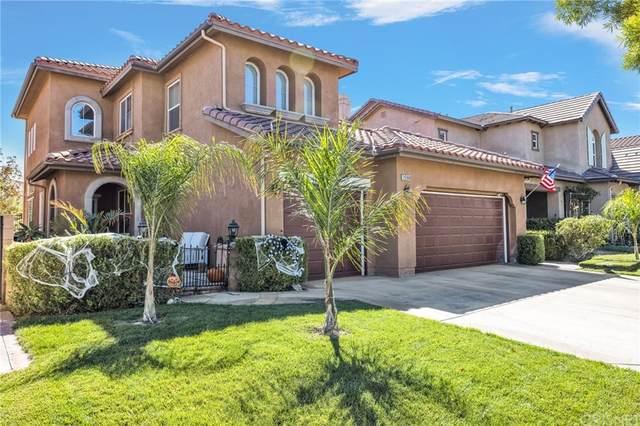 25180 Huston Street, Stevenson Ranch, CA 91381 (#SR21225167) :: The Kohler Group