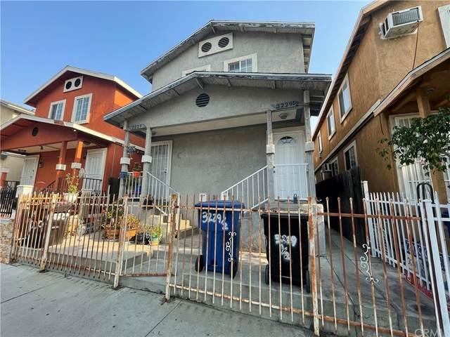 3229 E Cesar E Chavez Avenue, Los Angeles (City), CA 90063 (#OC21225170) :: The M&M Team Realty