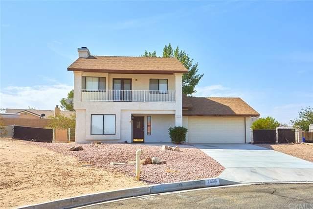 26518 Oar Lane, Helendale, CA 92342 (#CV21225203) :: RE/MAX Empire Properties