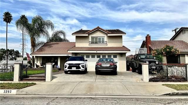 3293 Greenglade Avenue, Pico Rivera, CA 90660 (#DW21225223) :: Necol Realty Group