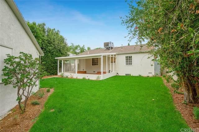 15014 Bassett Street, Van Nuys, CA 91405 (#SR21224200) :: Necol Realty Group