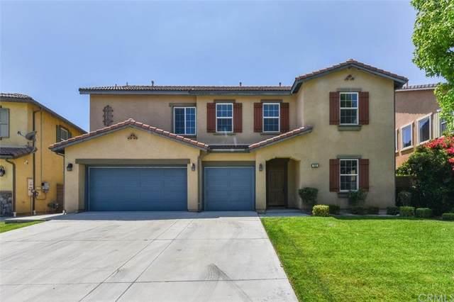 7605 Shadyside Way, Eastvale, CA 92880 (#IG21224605) :: Necol Realty Group