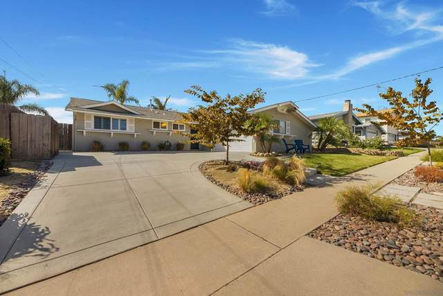 6441 Mount Adelbert Dr, San Diego, CA 92111 (#210028561) :: Necol Realty Group