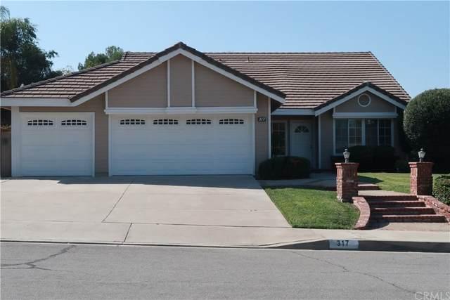 317 Woodcrest Way, Walnut, CA 91789 (#TR21225127) :: Necol Realty Group