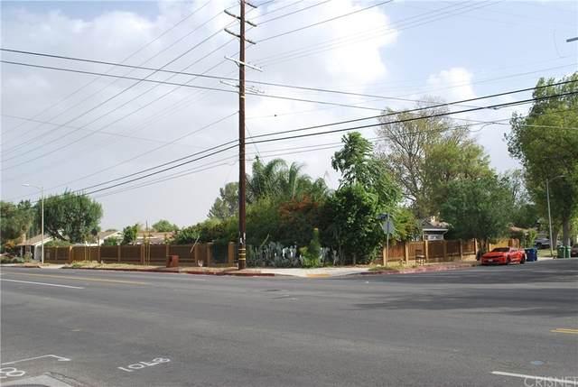 19858 Parthenia Street, Northridge, CA 91324 (#SR21225312) :: Blake Cory Home Selling Team