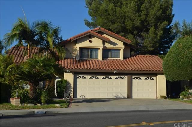 21703 Lasso Lane, Walnut, CA 91789 (#SR21225171) :: Blake Cory Home Selling Team